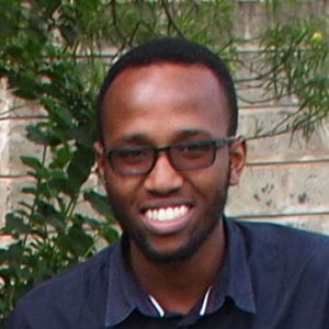 Tesh Mbaabu, CEO Mesozi
